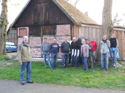 Gruppenfoto der Arbeitsgruppe Tourismus.