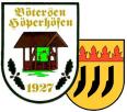Das Logo des Schützenvereins Bötersen/Höperhöfen