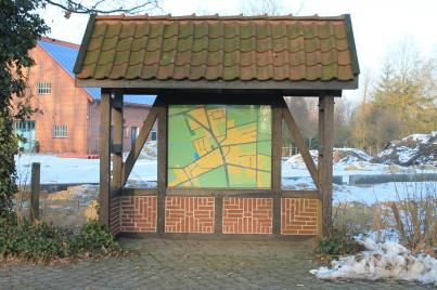 Lageplan Gemeinde Bötersen